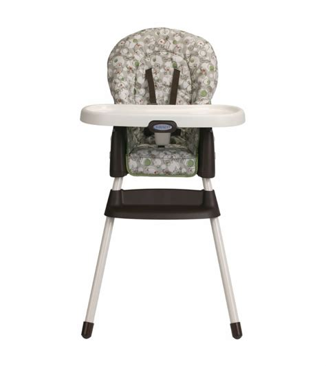 graco baby doll high chair graco simpleswitch highchair booster zuba