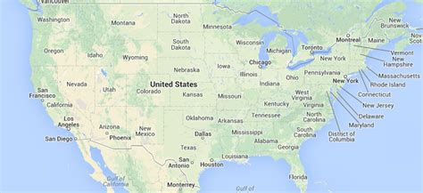Map Of The United States Google Images | interactive google map usa gallery