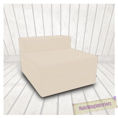 Cotton Filled Futon Mattress by Beige Budget Block Filled Cotton Fold Out Z Bed Folding