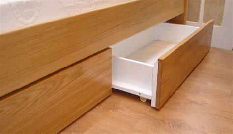 Underbed Drawers by Underbed Wooden Drawers Riverwood Bedmakers
