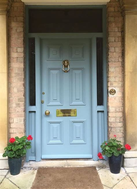 Country Style Front Doors Modern Country Style Farrow And S Top 15 Painted Front Doors Doors Oval