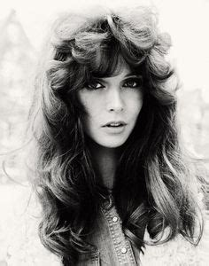 feathered bangs from 1979 1970s inspo on pinterest 70s fashion 70s hair and 70s