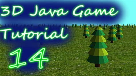tutorial java game 3d opengl 3d game tutorial 14 simple terrain youtube