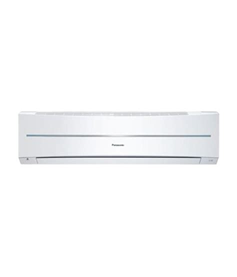 Ac Panasonic panasonic 1 5 ton 5 kc18qky split air conditioner white price in india buy panasonic 1 5