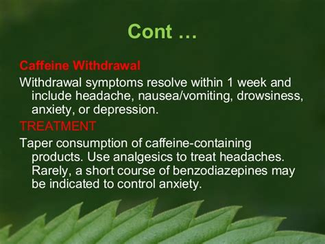 Coffee Detox Symptoms How by Coffee Withdrawal Symptoms Driverlayer Search Engine