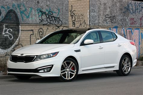 Kia Optima Sx Upgrades 2013 Kia Optima Sx Limited Autoblog