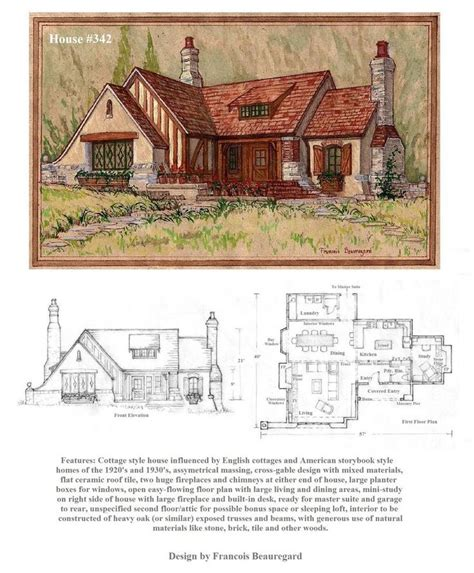 tale house floor plans