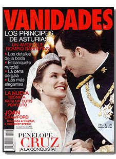 women s magazines - Vanidades Meaning In English