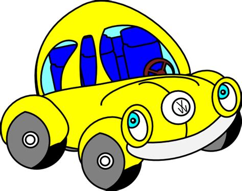 volkswagen bug clip art happy vw beetle clip art at clker com vector clip art