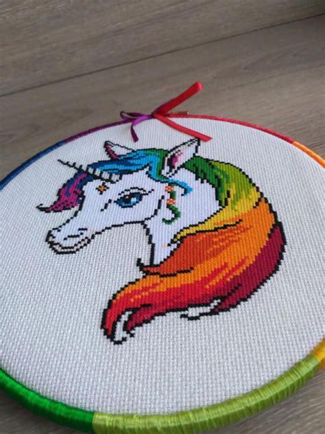 unicorn needlepoint pattern 2845 best cross stitch images on pinterest cross stitch