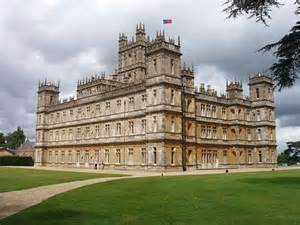the real downton abbey highclere castle and cotswolds