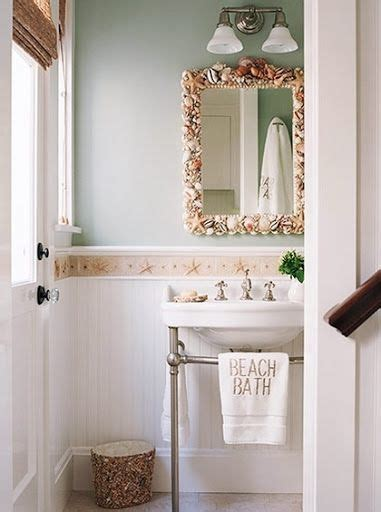 beachy bathroom mirrors 91 best images about beach cottage decor on pinterest