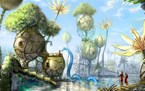 Fairy Wall Mural fantasy land wallpapers wallpaper cave