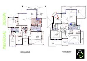 Simple two floor house blueprints 2 story home designs wallpaper