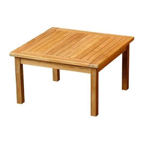teak outdoor fixed dining table ktt 094 teak outdoor fixed