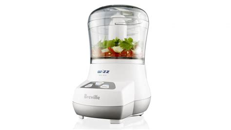 buy breville  mini wizz food processor harvey norman au