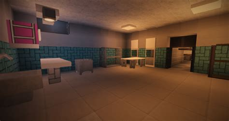 funeral home morgue minecraft project
