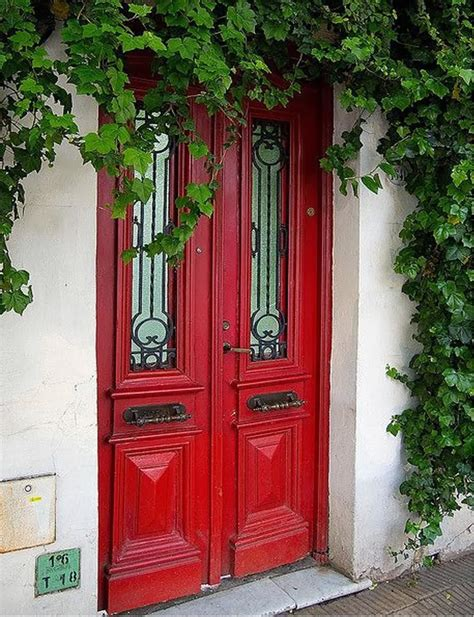 red front doors a touch of southern grace storybook red doors