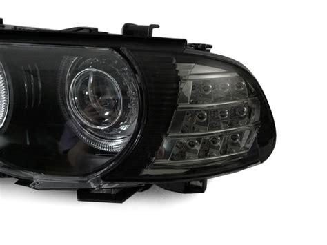 Lu Hid Led Motor depo 02 06 bmw e46 m3 d2s xenon headlight motor led corner light ebay
