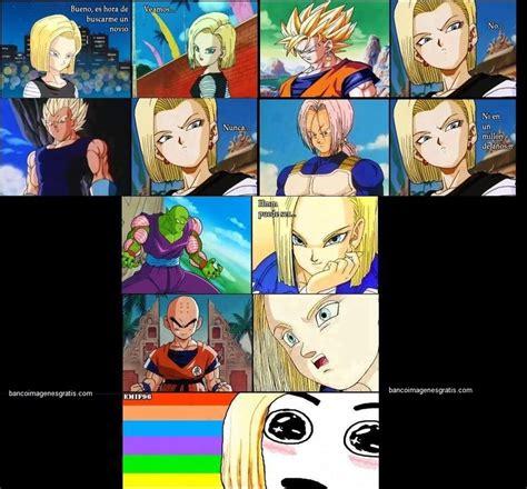 Imagenes Memes De Dragon Ball Z | dragon ball z memes para facebook banco de imagenes y
