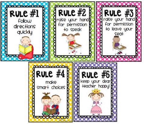classroom layout rules classroom rules john pittard elementary