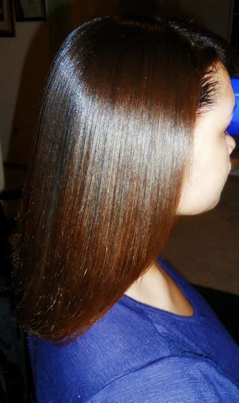 1000 ideas about relaxed hair on relaxed