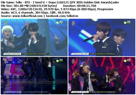 download mp3 bts i need you download perf bts i need u dope qtv 30th gnewen