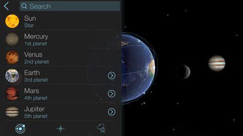 solar walk full version apk download solar walk lite planetarium 187 apk thing android apps