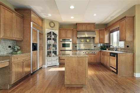natural wood kitchen cabinets 53 spacious quot new construction quot custom luxury kitchen designs