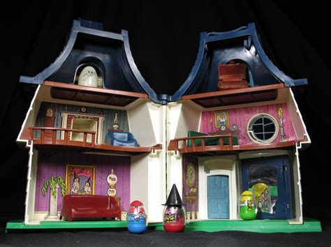 Weebles Haunted House Halloween The Macabre Pinterest