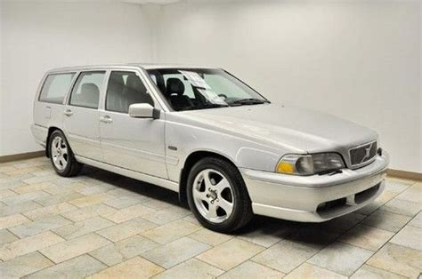 volvo v70 r wagon for sale find used 1998 volvo v70 r wagon 1owner wow lqqk in