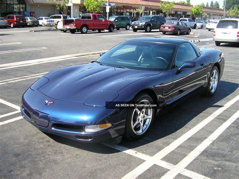 2000 blue corvette 2000 corvette coupe c5 manual trans heads up display
