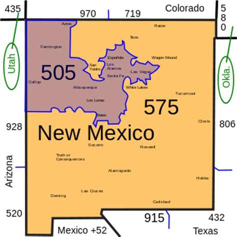 Area Code 505 Lookup Area Code 505