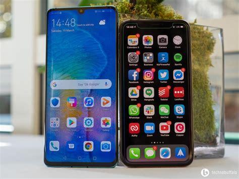 huawei p30 pro vs iphone xs which should you buy technobuffalo