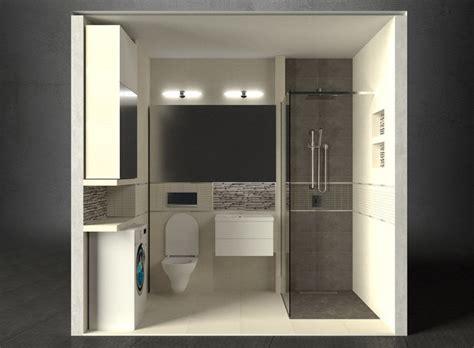 bathroom sosnowy las 3d cgtrader