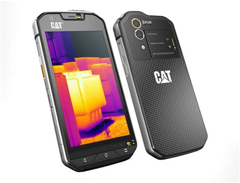Caterpillar Cat Phone S60 cat s60 is world s smartphone with thermal in