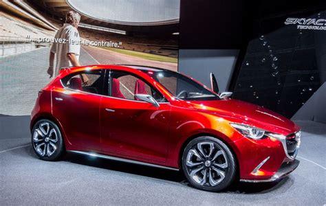 Auto Bild ähnlich by Mazda Hazumi 228 Hnlich Wird Der Mazda 2 In Der Zukunft