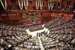 sede parlamento italiano la terza proposta parlamentare di legge sul riconoscimento