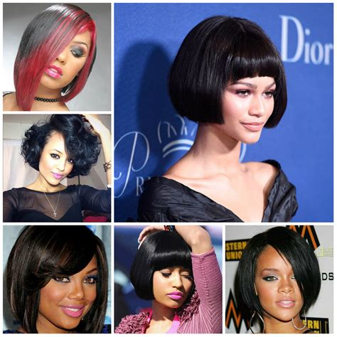 bob hairstyles 2017 black hair black hairstyles new haircuts to try for 2017