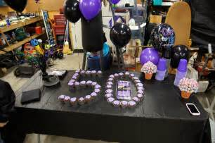 50th birthday for brenda assistant to the