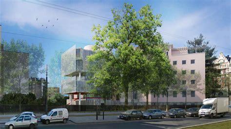 axus italiana srl sede legale arco associati edificio per residenze speciali a parigi