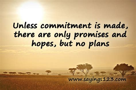 64 Top Commitment Quotes And Sayings - business quotes on commitment quotesgram