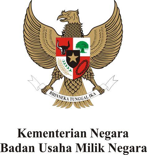 logo kementerian bumn kumpulan logo indonesia