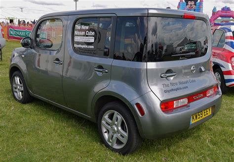 nissan box file a box far nissan cube rear flickr mick