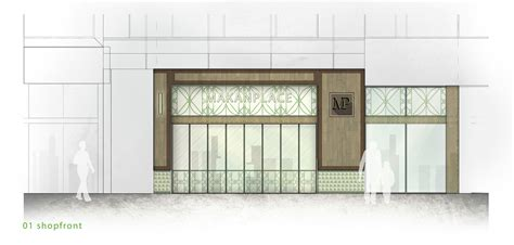 Elevation Design gallery of makan place pneuarch 13