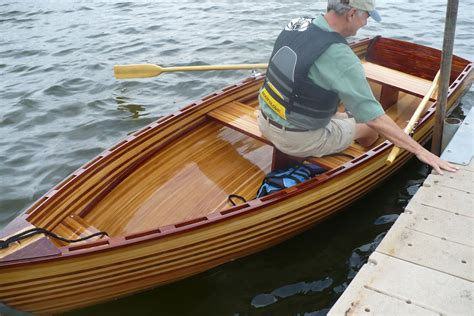 cedar strip construction acbs antique boats classic