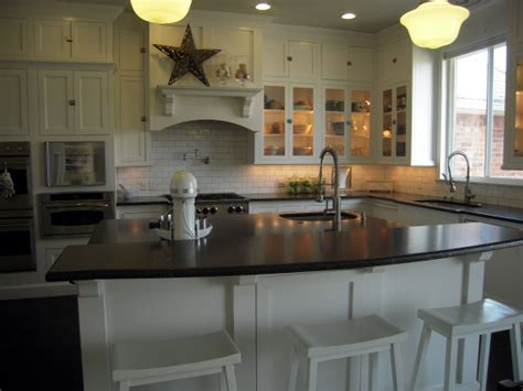 white kitchen island with breakfast bar breakfast bar kitchen island traditional kitchen hgtv