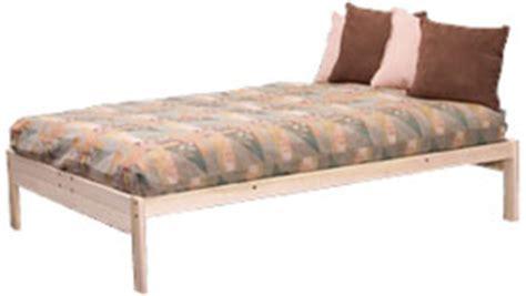 Nomad Platform Bed Goodnight Moon Futon Nomad Bed Frame