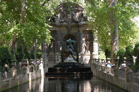 jardin luxembourg file paris fontaine de medicis jardin du luxembourg jpg