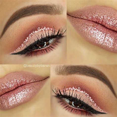 brillantina para ojos maquillaje con glitter para el d 237 a m 225 s de 25 ideas incre 237 bles sobre maquillaje de ojos para